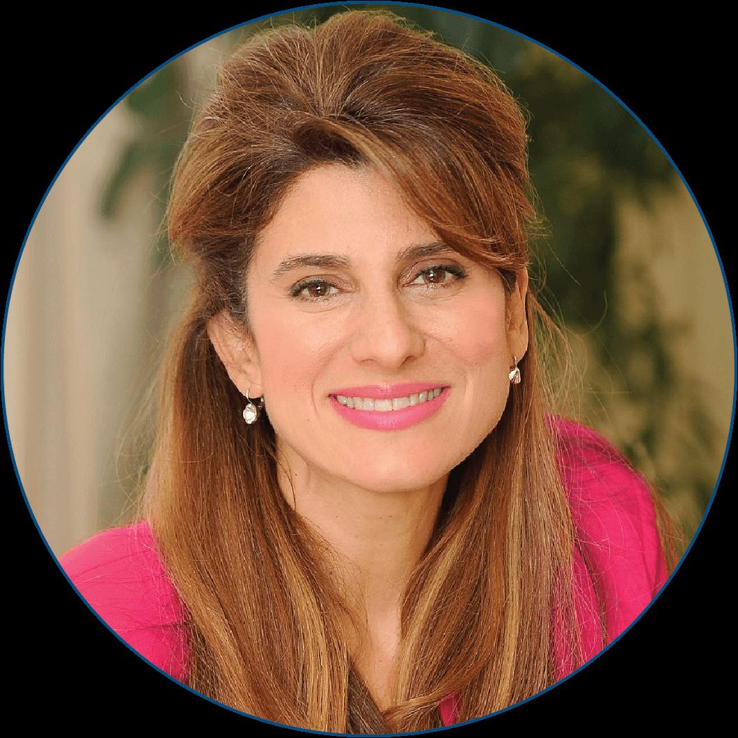 HRH Princess Dina Mired