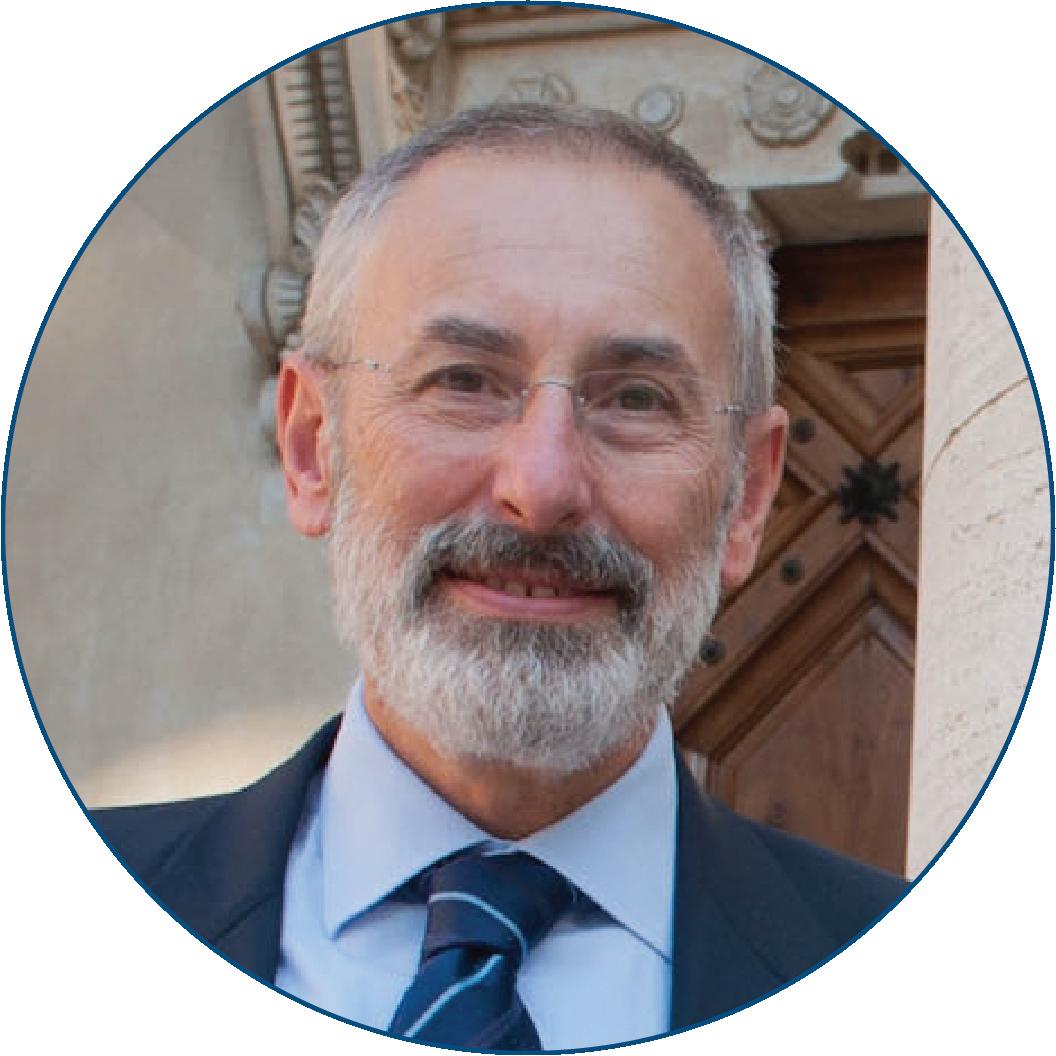 Rabbi Riccardo Di Segni, MD