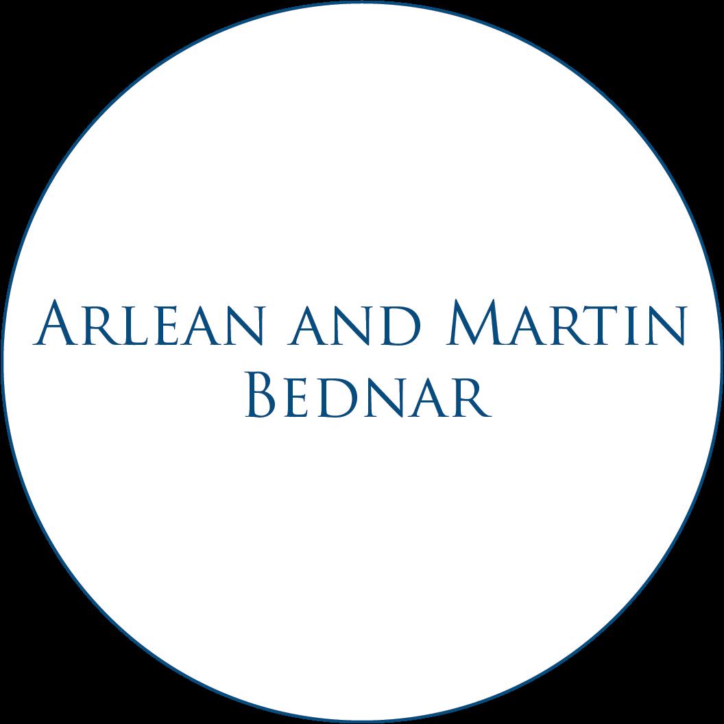 Arlean and Martin Bednar Logo