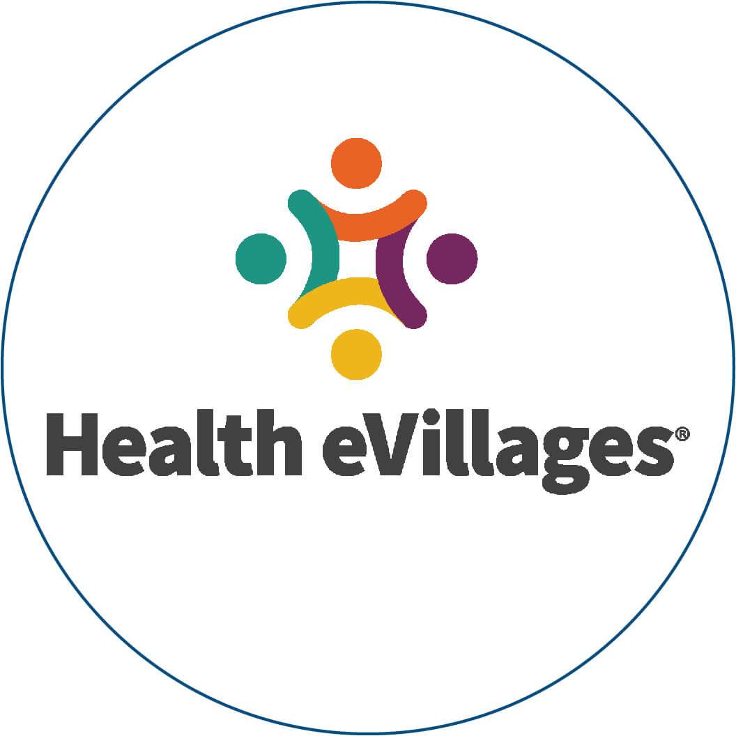 Health eVillages Logo