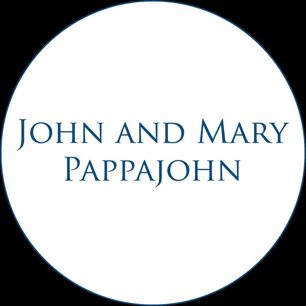 John and Mary Pappajohn Logo