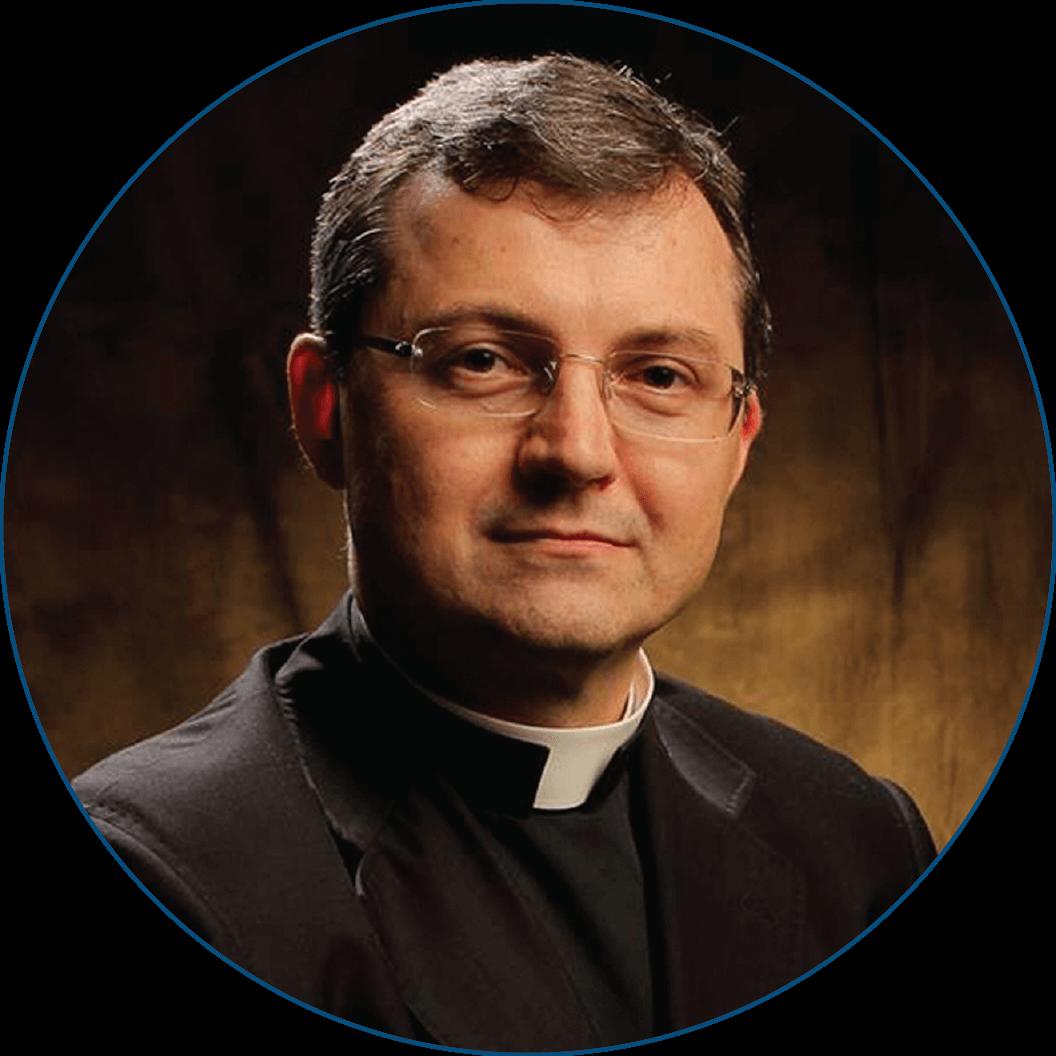 Monseñor Tomasz Trafny